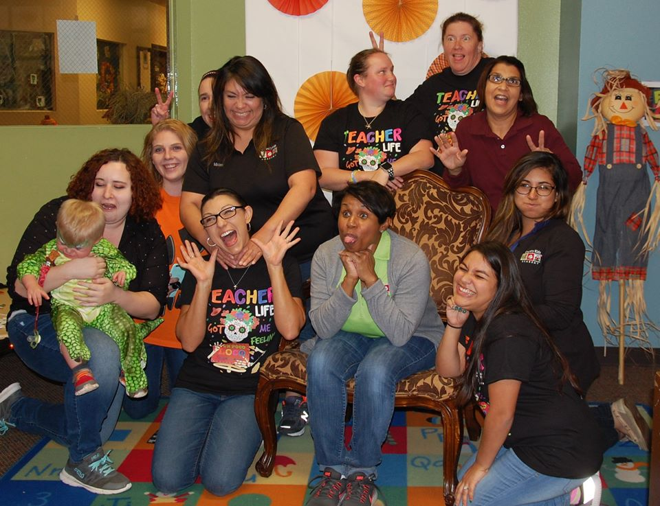 Learn From The Expertise Of Our Long-Standing Team - Preschool & Daycare Serving San Antonio, TX