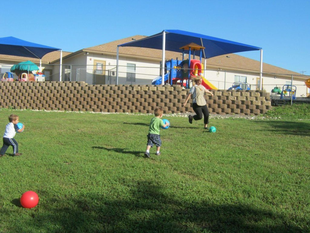 Meet You On our Amazing Playgound - Preschool & Daycare Serving San Antonio, TX